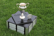 Custom Perpetual Golf Trophy -Alamance