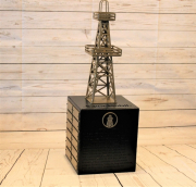 ExonMobil Oil Rig Trophy