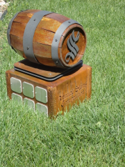 Golf Perpetual Trophies