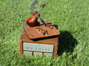 Perpetual Golf Trophies -Fiddler's Elbow