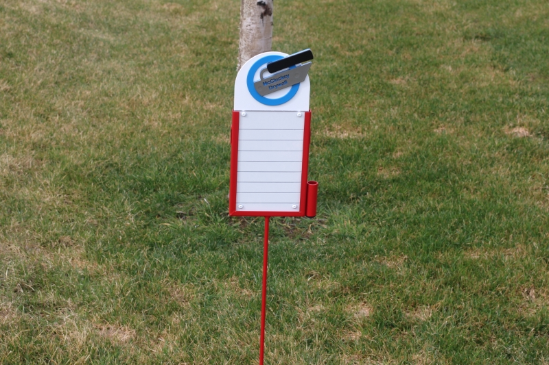 Golf Proximity Markers -McCloskey