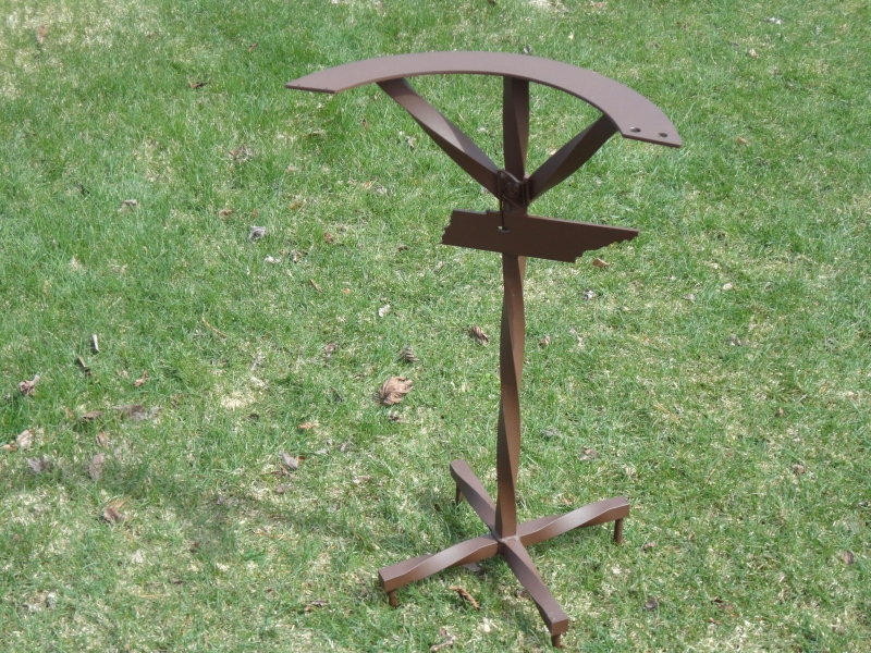 Golf Bag Stand -GC of Tennesse