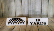 10 Yard A-Frame -Turning Stone