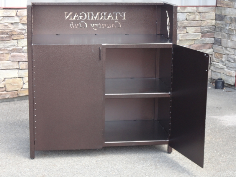 Custom Podium -Ptarmigan