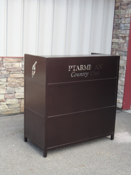 Side Logo Podium PTARMIGAN