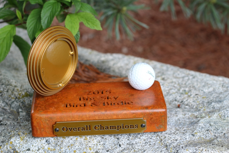 Golf Trophy -Universal