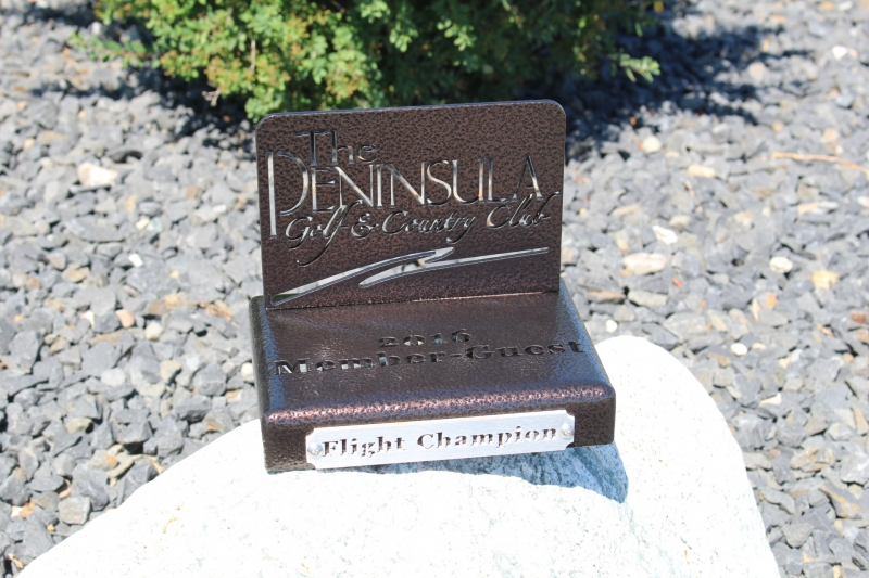 Member-Guest Trophies -The Peninsula