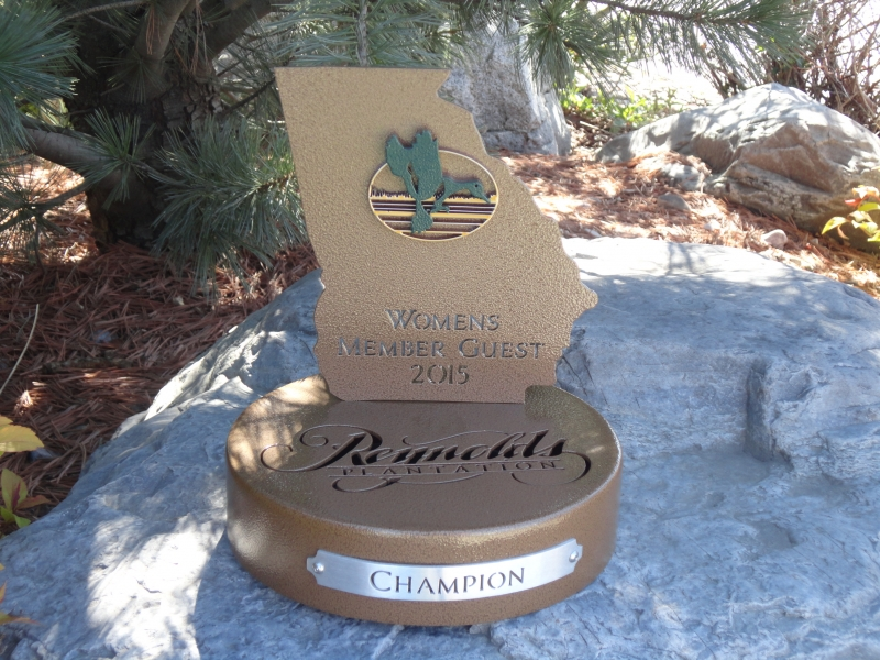 Women's Golf Trophy -Reynold's Plantation