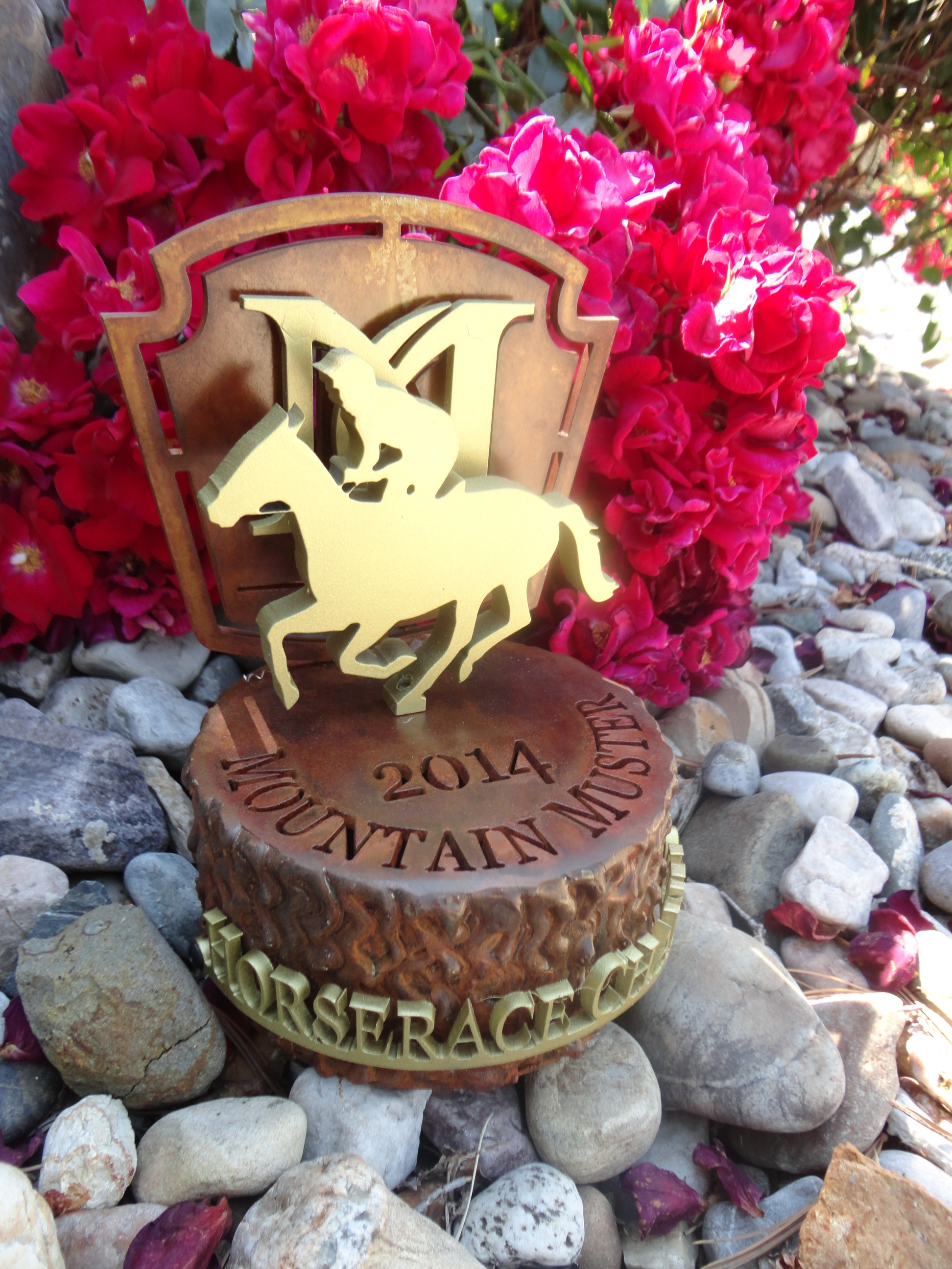 MARTIS CAMP -Golf Horserace Trophy