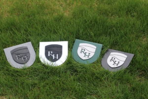 Golf Tee Markers -Rolling Hills