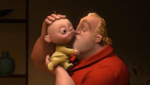 Bob Parr/Mr. Incredible - Disney Dads