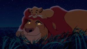 Mufasa - Lion King - Disney Dads