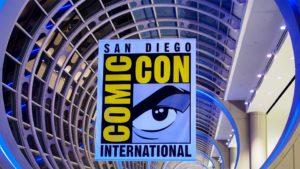 San Diego Comic Con - Banner