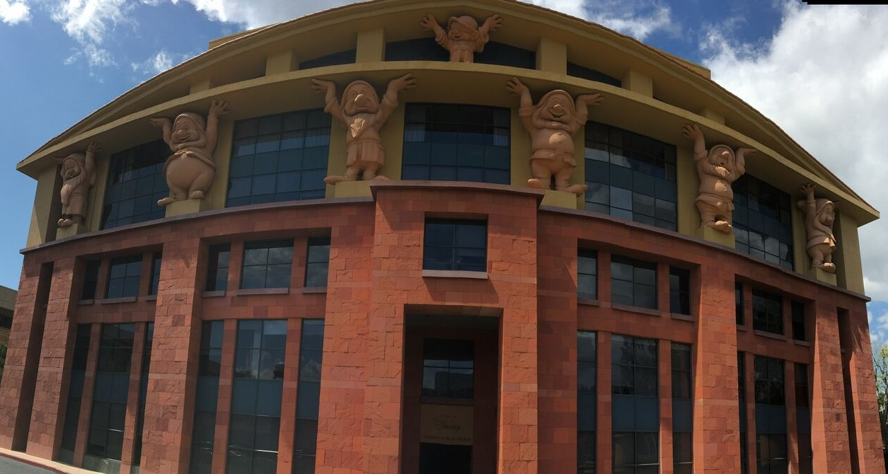 Walt Disney Studios Offices - D23