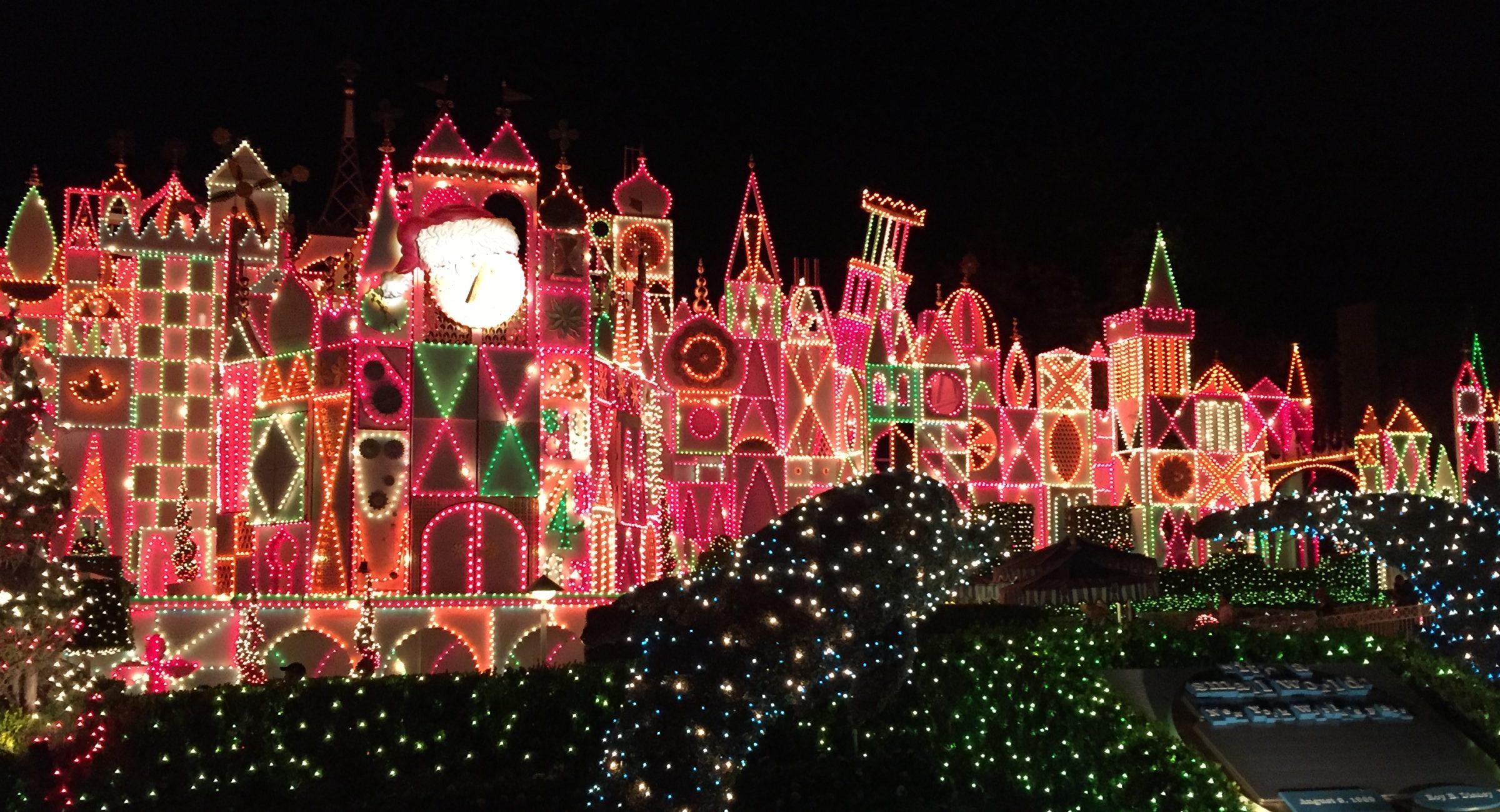 Disneyland - It's a Small World Holiday