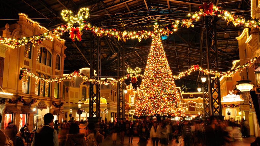 Disney Holidays Around The World - Tokyo Disneyland