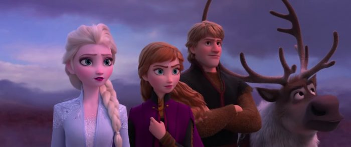Frozen II - Teaser Trailer Still