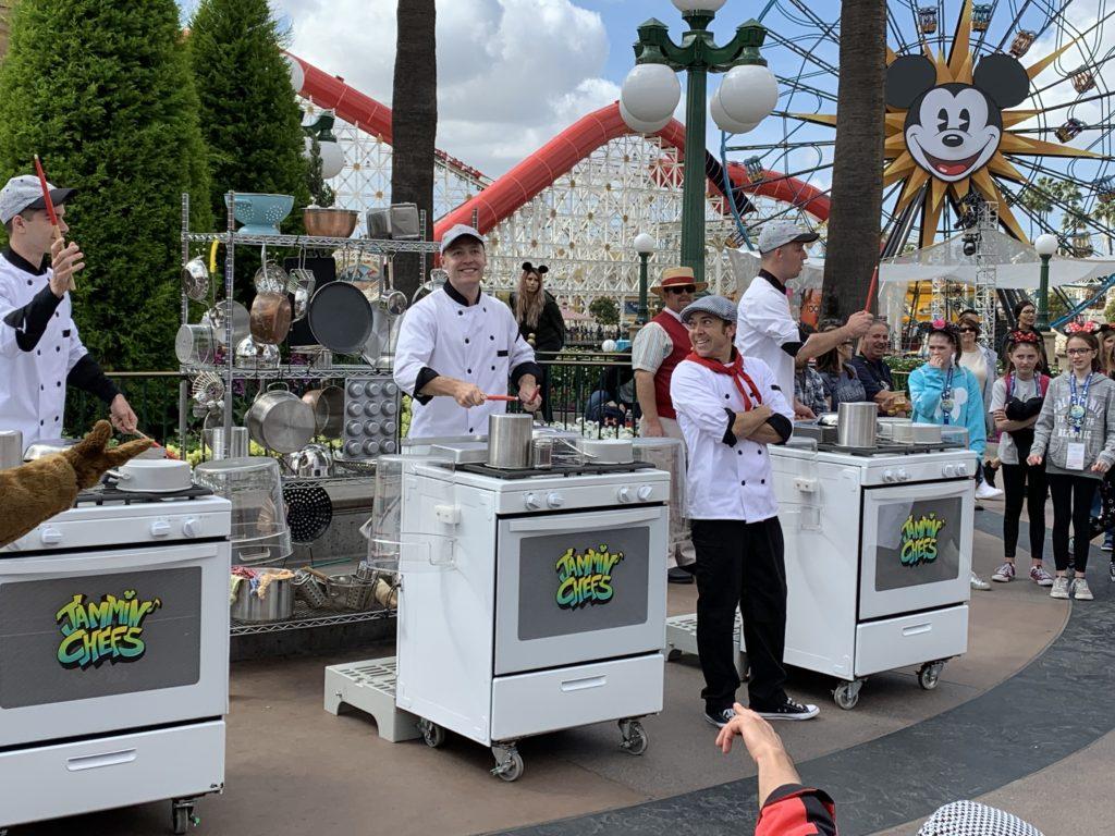 Jammin Chefs - California Advnture Food & Wine Festival