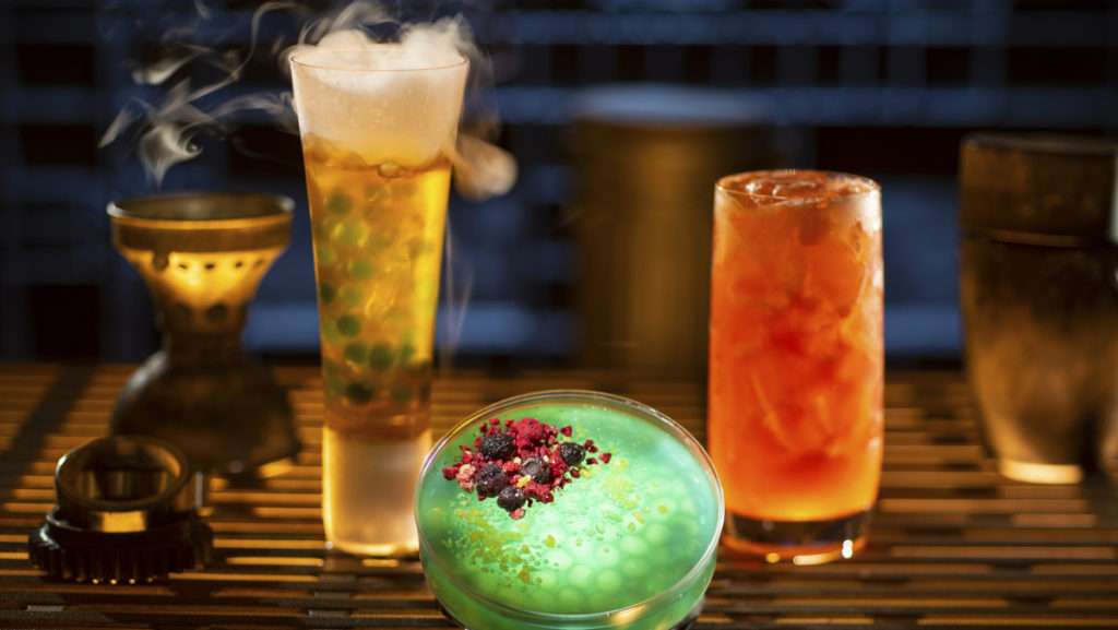 Star Wars: Galaxy's Edge - Cocktails