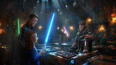 Star Wars: Galaxy's Edge - Shops