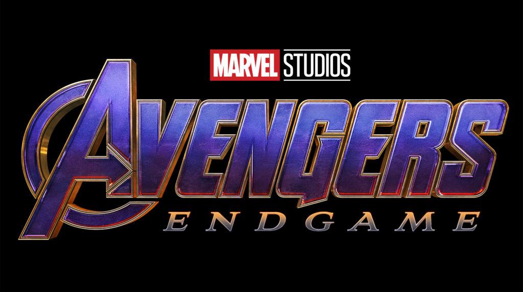 Avengers Endgame - Logo