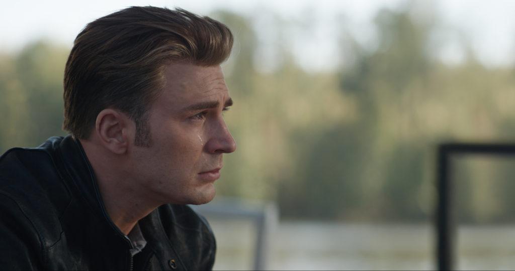 Captain America - Sad