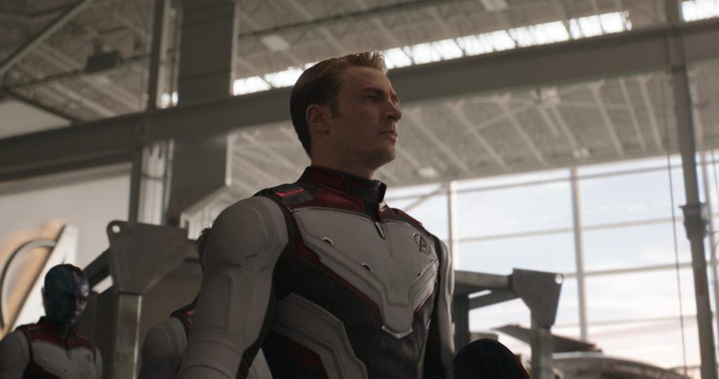 Avengers Endgame - Suit Up
