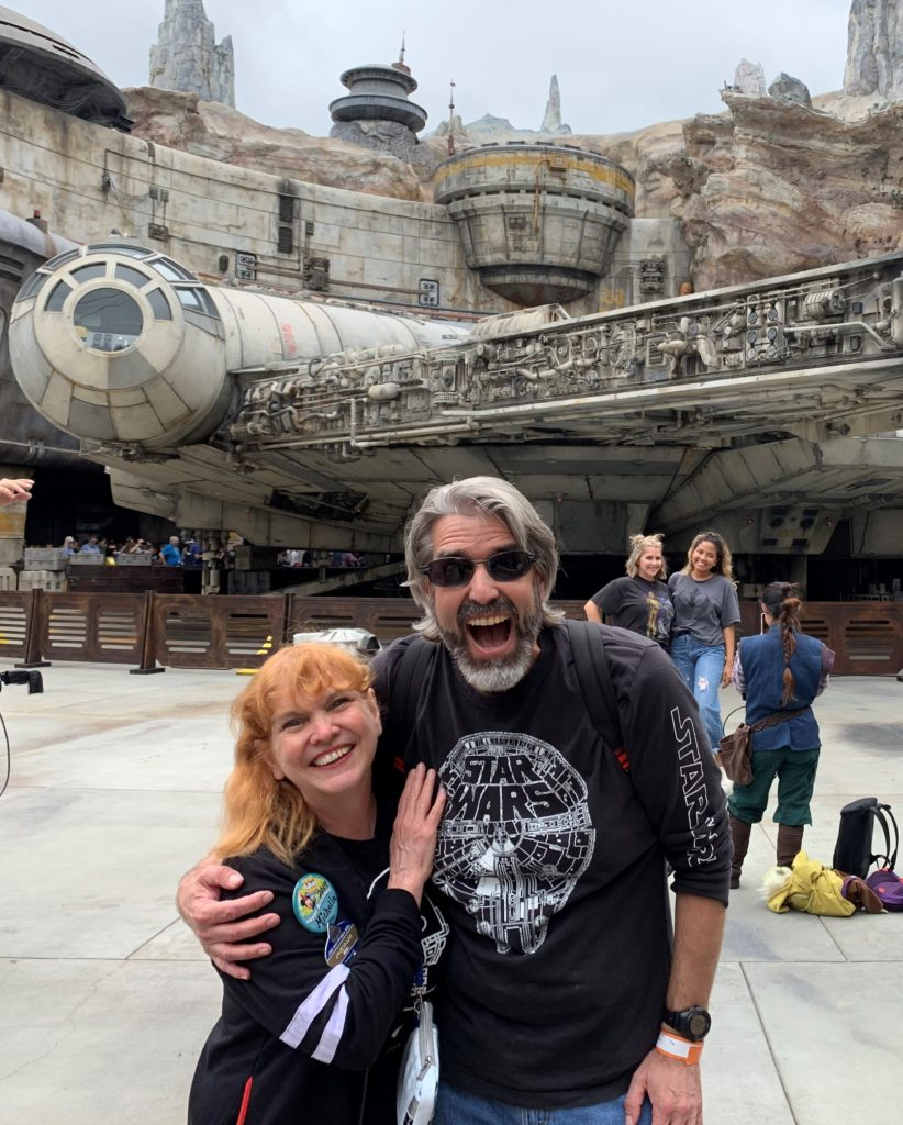 Anniversary Show - Star Wars: Galaxy's Edge - Disneyland