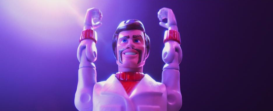 Duke Caboom - Toy Story 4