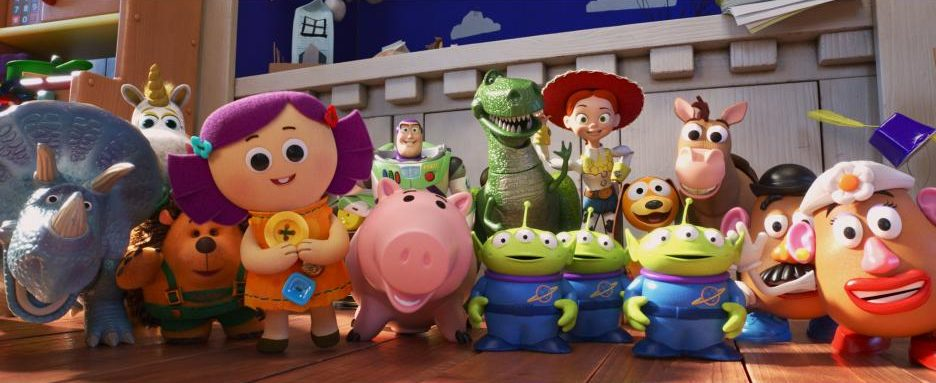 The Toy Story Gang - Toy Story 4 Review