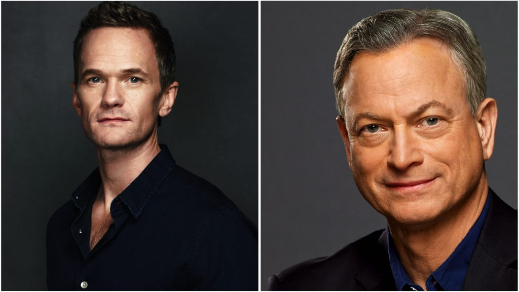 Neil Patrick Harris & Gary Sinise added as Candlelight Processional Narrators - Epcot - Walt Disney World