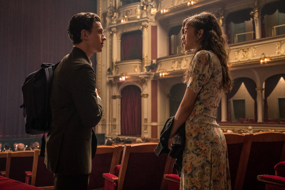Spider-Man: Far From Home - Peter & MJ