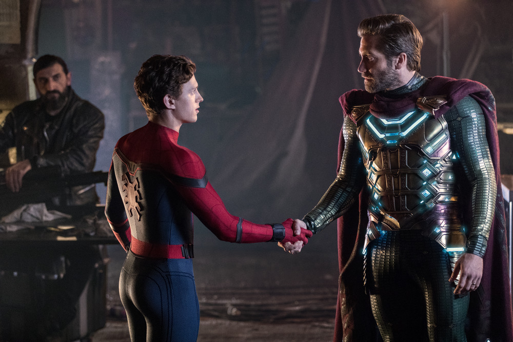 Spider-Man: Far From Home - Peter & Mysterio
