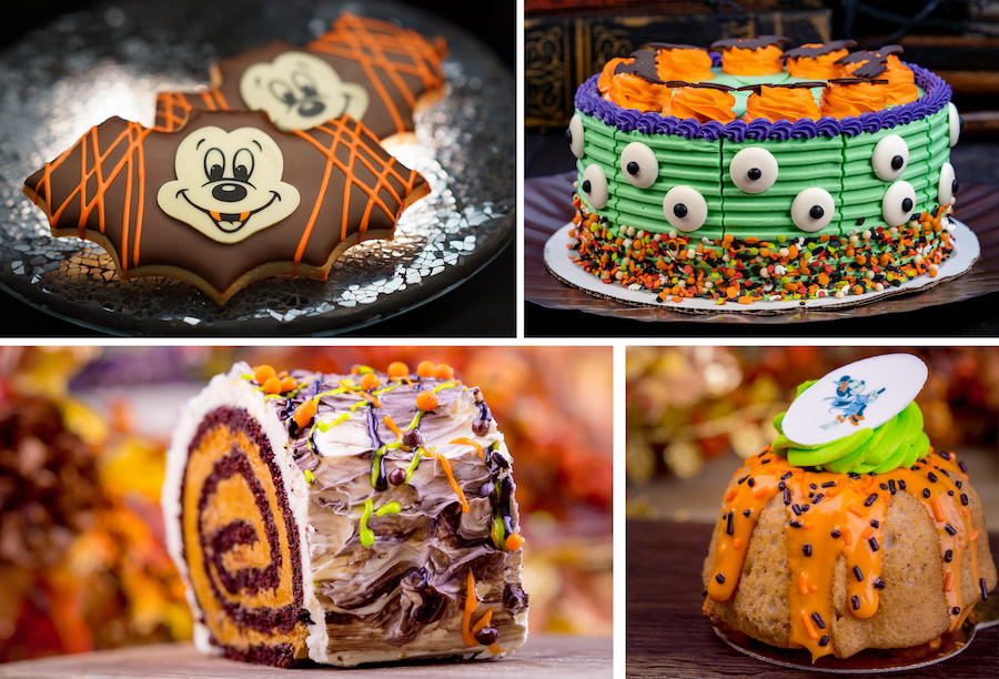 Disneyland Halloween Time Treats