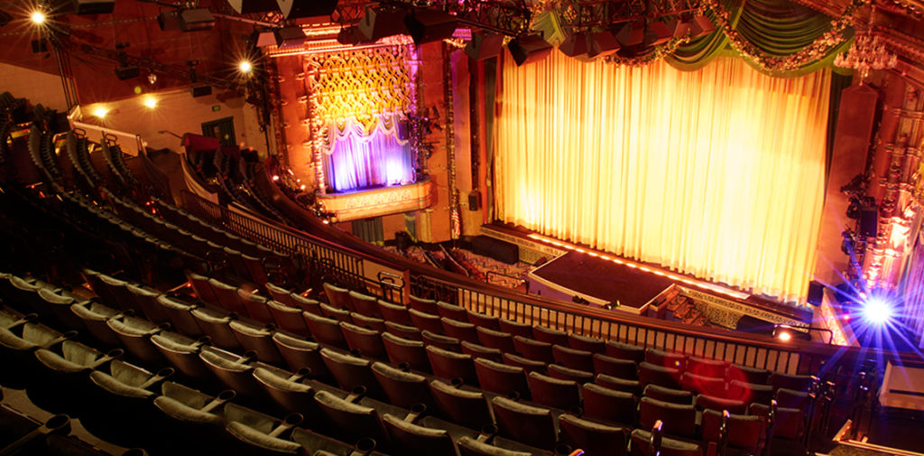 El Capitan Theater - Interior