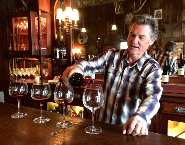 Kurt Russell's GoGi Wines