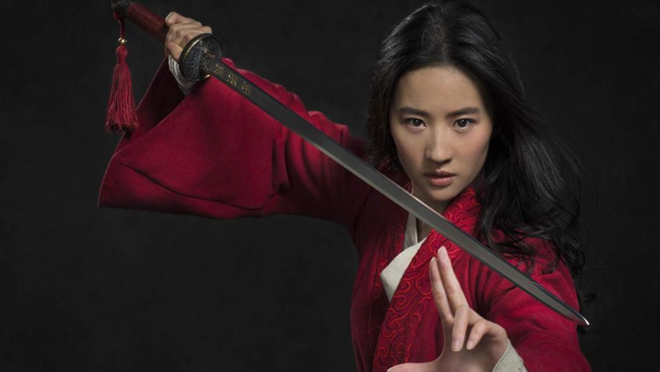 Mulan Live Action Film coming to Disney+