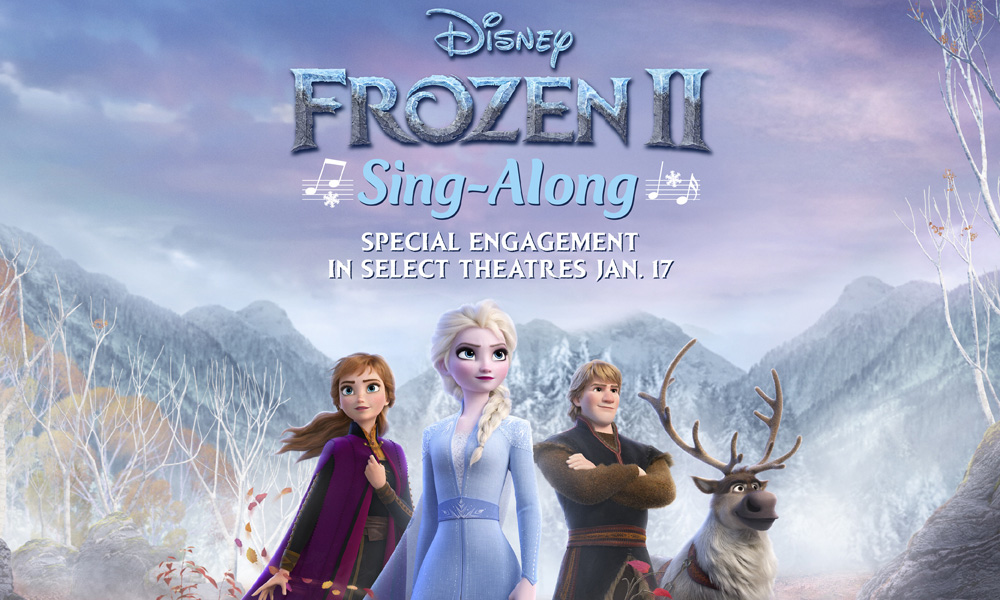 Frozen 2 Sing-Along - Date Nite at Disney Parks Episode