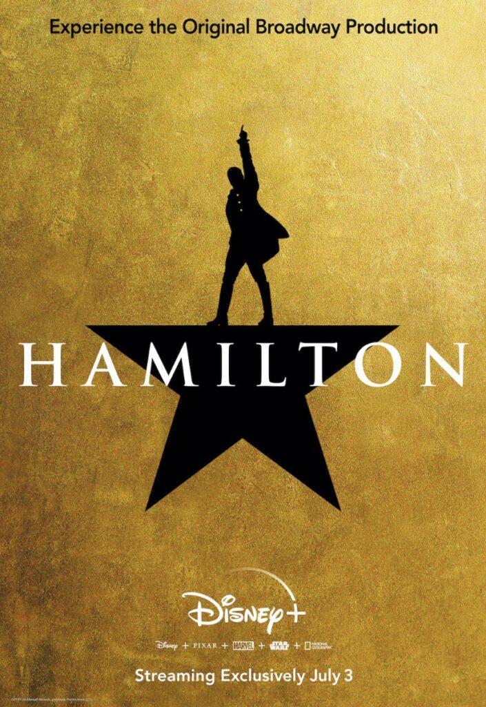 Hamilton to Disney+