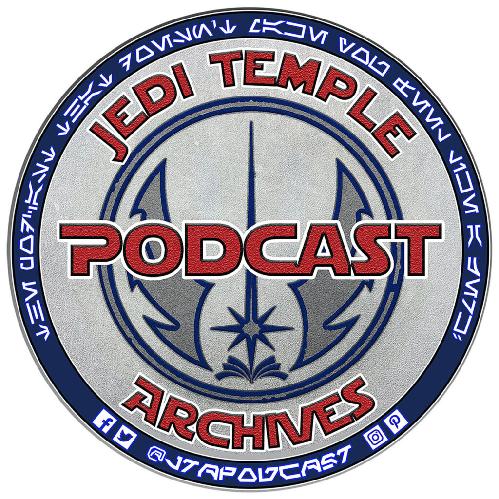 Jedi Temple Archives Podcast Logo