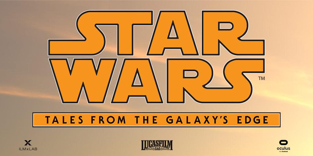 Tales From Star Wars Galaxy's Edge Logo