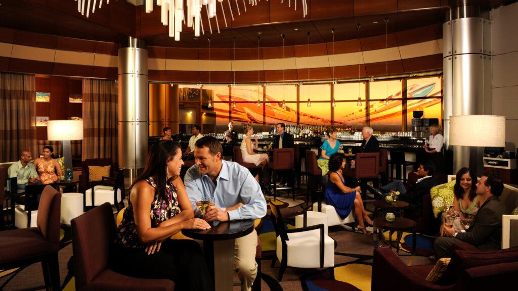 Top of the World Lounge - Walt Disney World - Our 5 Favorite Disney Lounges