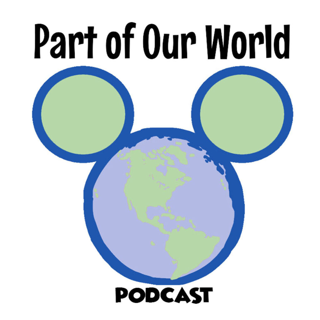 Pat of Our World Podcast Logo - Hamilton 101 with Part of Our World Podcast