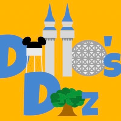Dillos Diz Logo - Walt Disney World Ticket Madness With Dillos Diz