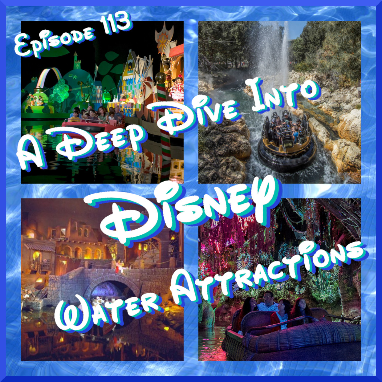 A Deep Dive Into Disney Water Attractions
