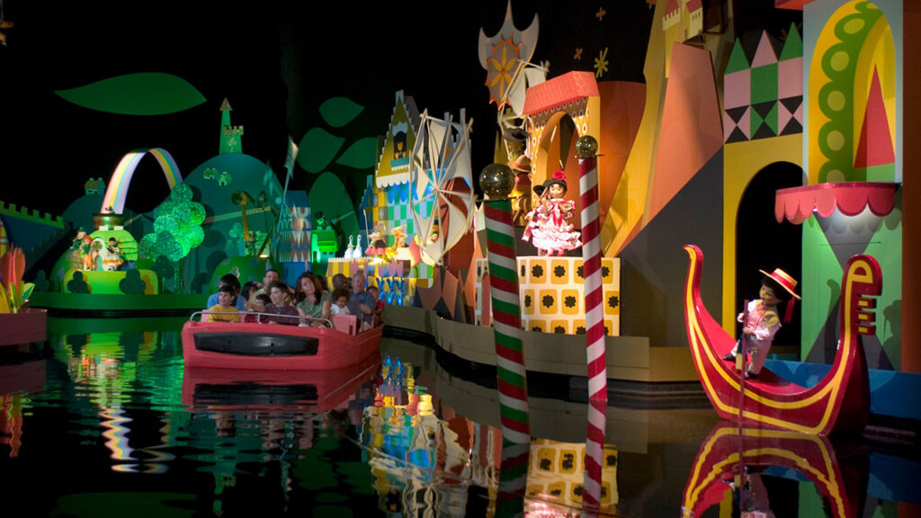It's a Small World - A Deep Dive Into Disney Water Attractions