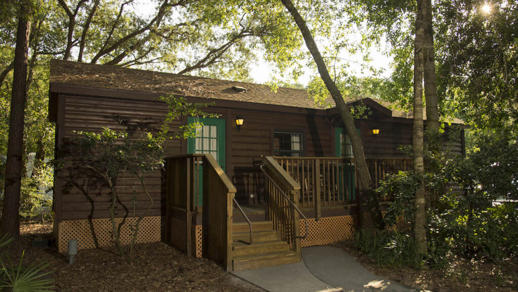The Cabins at Fort Wilderness - A Exploration Of Disney's Moderate Resorts
