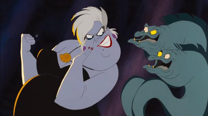 Poor Unfortunate Souls - The Little Mermaid - Our 5 Favorite Disney Villain Songs