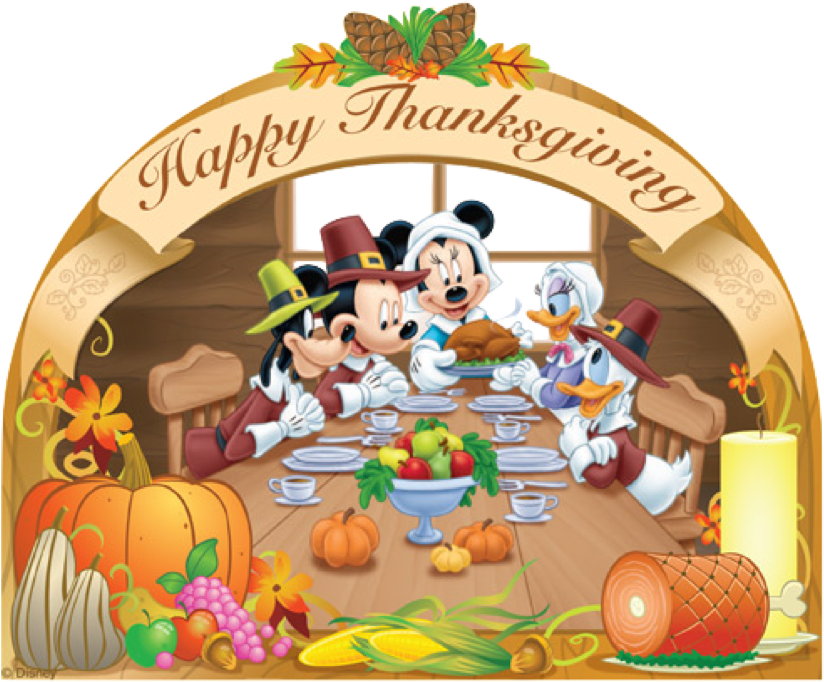 Happy Thanksgiving - Disney - Disney Things We're Most Thankful For
