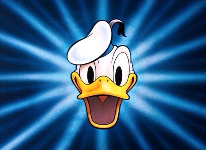Donald Duck Logo - Our DOnald Duck Appreciation Show